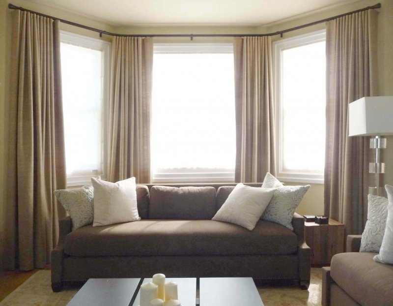 Bow bay corner window covering solutions stitch sf for Coverings for bay windows