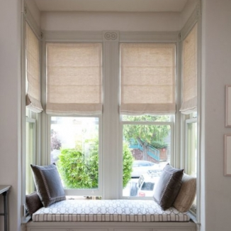 roman-shades-bay-window