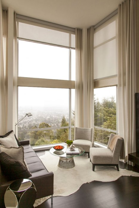A Stunning View Is Preserved While The Furnishings Are Protected On Sunniest Days With Motorized