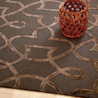 brown-tone-on-tone-rug