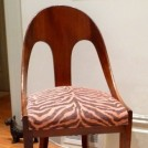 reupholstered_chair_Leopard_print