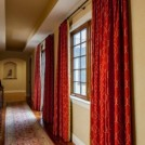 hallway-curtains-moroccan-motif-fabric