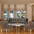 LosAltos LR Curtains and Shades