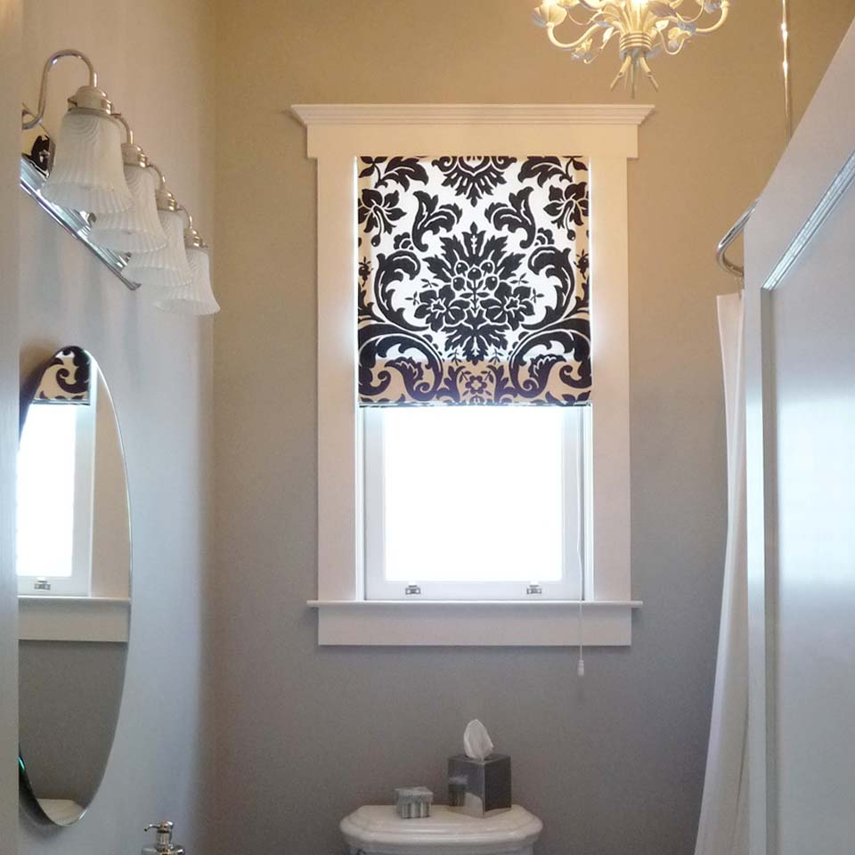 Top Down Bottom Up Roman Shades