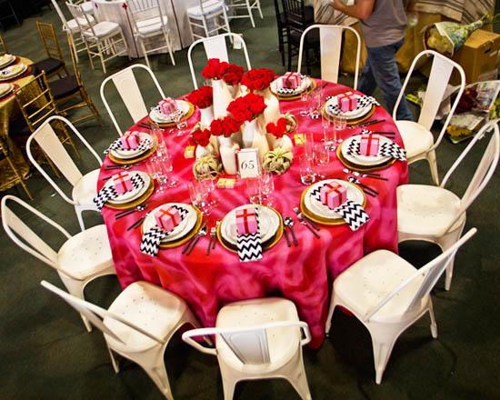 American Red Cross Gala 2013, Lisa Bakamis Interior Design